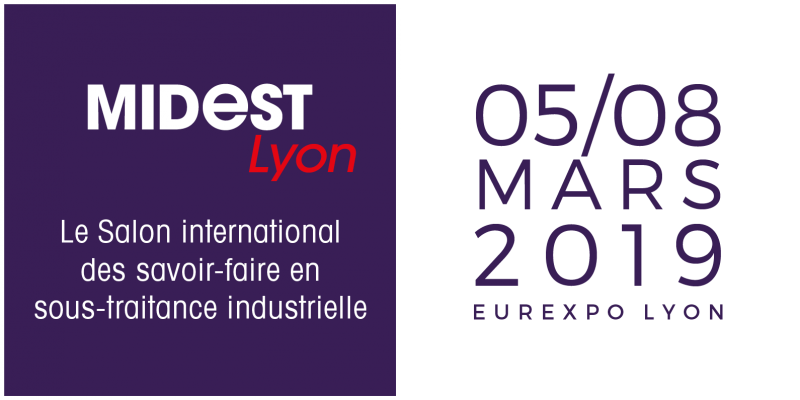 M. Bretons està present en Global Industrie/Midest de Lyon (France)
